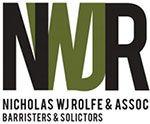 Nicholas W J Rolfe Logo